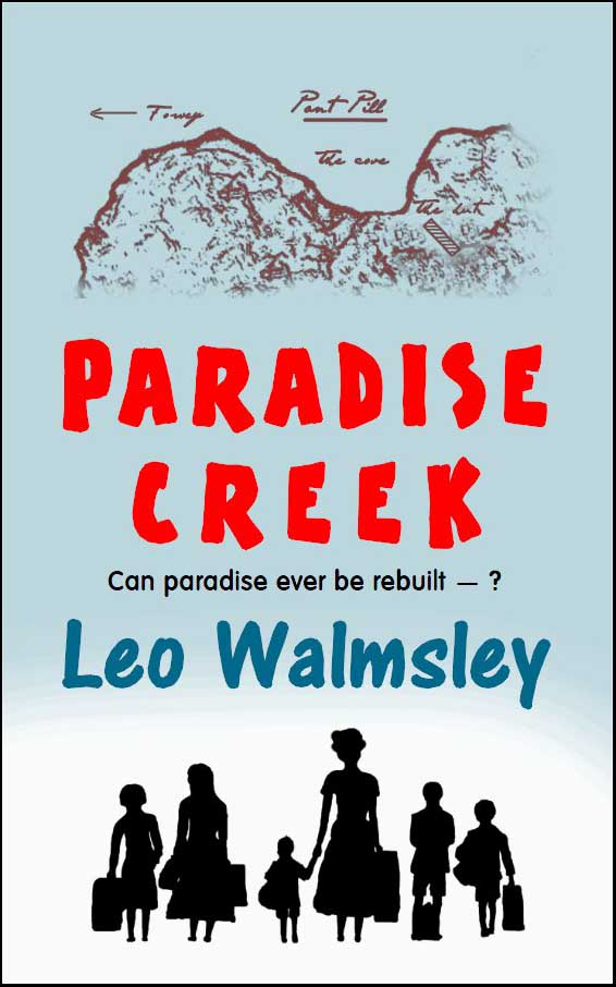 Paradise Creek cover image