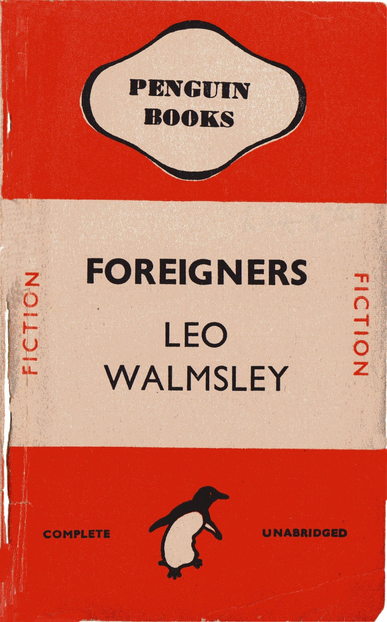 Foreigners, Penguin edition