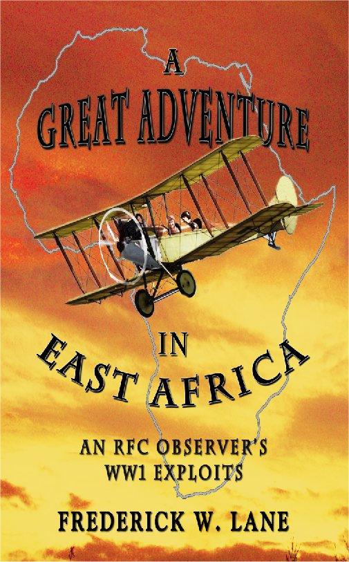 A Great Adventure in East Africa cover image
