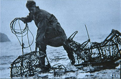 Is this Leo with some lobster pots?