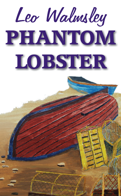 Phantom Lobster cover image