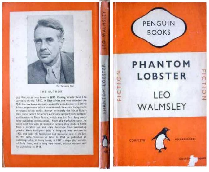 Phantom Lobster, Penguin edition
