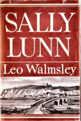 Sally Lunn cover, 1937